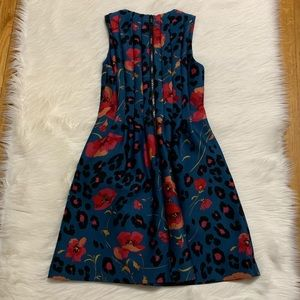 Anne Klein Dresses - Anne Klein Floral Scuba Sleeveless Dress